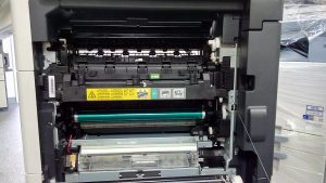 Englewood Copier printer service in progress;Gulf Office Technologies-Sarasota,Manatee,St.Petersburg